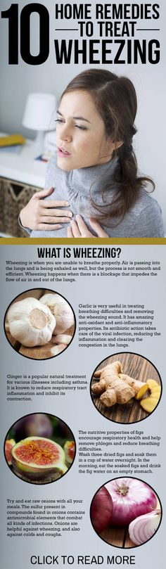 Is there a high-pitched whistling sound when you breathe? Then you might be probably suffering with wheezing. Here are effective home remedies for wheezing for you to check out