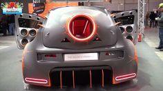 Roma Tuning Show 2013 : Salone Auto Speciali Sportive e Modificate - Punto