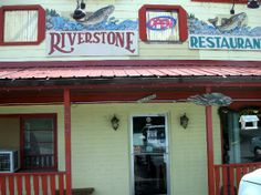 Riverstone Family Restaurant ~ Townsend, Tennessee || Good Home Cooking