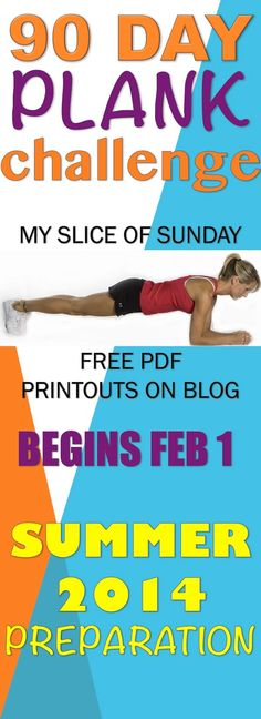 ALL MY PLANKS on Pinterest | Planks, Plank Challenge and Plank Workout