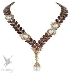 Check out this stunning Necklace set with fancy diamonds garnet and 5 baroque south sea pearls by @christianbonja #purplebyanki #diamonds #luxury #loveit #jewelry #jewelrygram #jewelrydesigner #love #jewelrydesign #finejewelry #luxurylifestyle #instagood #follow #instadaily #lovely #me #beautiful #loveofmylife #dubai #dubaifashion #dubailife #mydubai #Necklace #Garnet #Pearls