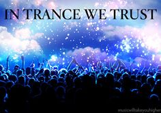 I love almost all genres of music, but none have given me the outer body experience quite like Trance #trancefamily
