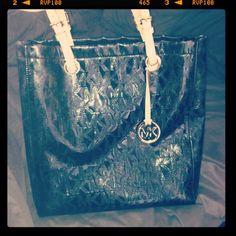 My Christmas present this year! I love Michael Kors bags