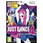 EUR 36,90 - Nintendo Wii Spiel Just Dance 4 Special Edition D1 Version 3D Hologramm Cover - http://www.wowdestages.de/eur-3690-nintendo-wii-spiel-just-dance-4-special-edition-d1-version-3d-hologramm-cover/