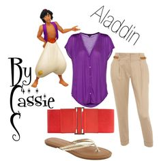 """""""Aladdin"""" by lilcassie7 on Polyvore"""