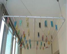 tendedero superior de techo para tender ropa lizuca