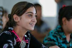 #TheDsplaced Trending on Trendstoday App #Twitter (USA).   The Displaced: Displaced from #Mosul, #Iraq, #Rauaa, 12, sits in class on the 1st day of school at an IDP camp in #Erbil. Visit Trendstoday.co for App.
