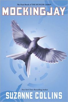 Obvious recommendation, but the Hunger Games series is amazing! Third Book - Mockingjay