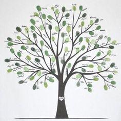 1000 images about arbre empreintes on pinterest. Black Bedroom Furniture Sets. Home Design Ideas