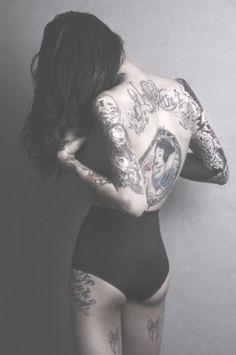 #tattoo #ink #tatuaggi #tattoos #tattoedgirls