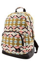 Volcom 'Schoolyard' Canvas Backpack