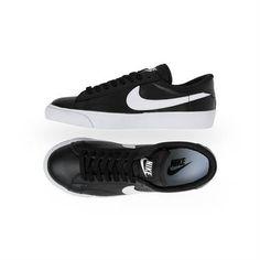 new product b3e8a 34f83 Nike Women s Tennis Classic AC - Black   White   Platypus Shoes