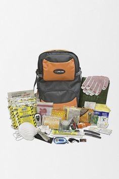 #UrbanOutfitters          #Apparment #Games         #72-hour #two-person #rations #disaster #drinking #aid #items #essentials #heavy-duty #emergency #backpack #first #food #water #complete #premium #supplies #kit                      Premium Two-Person 72-Hour Emergency Kit            Premium 2-person emergency kit equipped with all the essentials for surviving a 72-hour disaster. Packed with a whopping 146 items (!!!), including drinking water, food rations, first aid supplies and more…