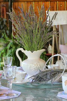 My Cozy Corner: ~Summer Lavender Tea~