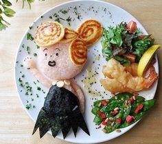 Mamma skapar magiska luncher åt sina barn - Mama