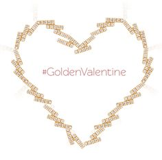 Golden Valentine - Gold&Roses Joyas
