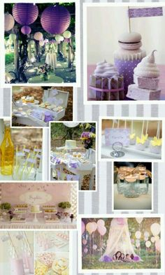 Blossoming Butterfly party ideas