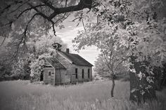 Van Buren County Iowa. Abandoned