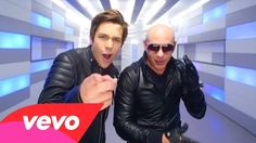 Austin Mahone ft. Pitbull - MMM Yeah (Official Video) austin mahone  girls and watch this leasw