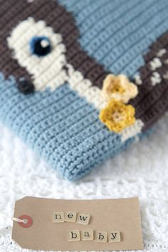 Crochet your own unique Hello Deer Blanket! A fun project with full instructions. Includes lots of photos and colour change grid to guide you