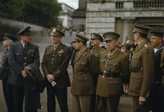 United Nations Day Parade, London, 14 June 1943 TR1102 - Uniforms of the British Army - Wikipedia