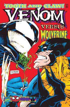 TRUE BELIEVERS: WOLVERINE VS. VENOM #1