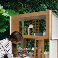 Miniio - very cool dollhouses