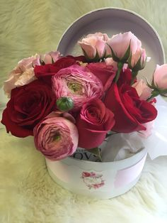 Heart day delivery by Bonjour blooms