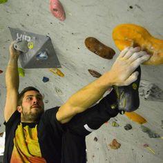 Glæder mig helt vildt til at klatre iaften.  Med @mikkelrudolf  @martintraneberg og de andre tøser #climbing #bouldering #kolding #koldingklatreklub #klatre #beastmove