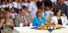 Área Metropolitana, Bucaramanga: La Ministra de Educación realizó  gira por Santand...