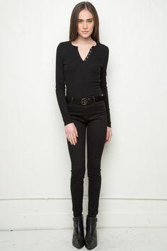 Brandy ♥ Melville | Ahern Top - Clothing