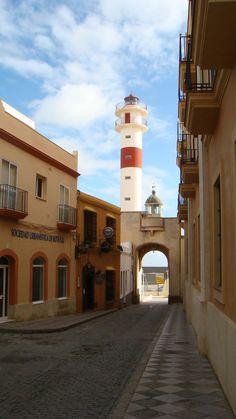 A street in Rota, Spain  (Joe Cruz photo).
