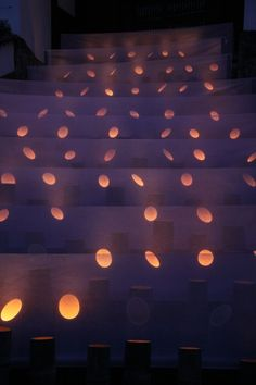 Bamboo light #oita #japan follow http://pinterest.com/ahaishopping/