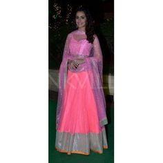@ $ $139 Shraddha Kapoor Lehenga Choli with FREE shipping worldwide offer.