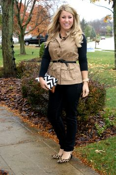 Love this look! Compliments to Amy @ Coffee Beans and Bobby Pins ;)