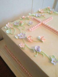 Pastel (Anniversary Sheet Cake)