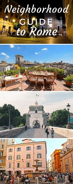 Looking for a place to live in Rome? Check out our #guide on how to choose your #neighborhood when moving to Rome. #apartment #apartments #nestpick #romeing