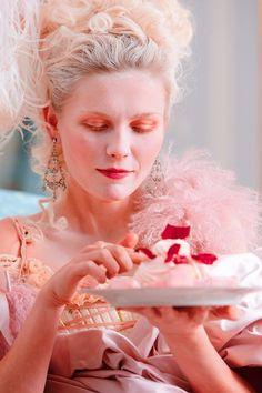 Marie Antoinette Movie, Marie Antoinette Costume, Effie Trinket, Girly, Sofia Coppola, Princess Aesthetic, Kirsten Dunst, Everything Pink, Pink Christmas