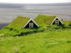 Irish Turf Houses