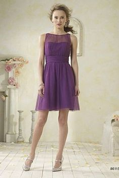 Our bridesmaid dress, but in Wisteria. Alfred Angelo Bridal Style from Modern Vintage Bridesmaids Vintage Bridesmaid Dresses, Designer Bridesmaid Dresses, Bridesmaid Dress Styles, Wedding Dresses, Bridesmaid Ideas, Junior Bridesmaids, Alfred Angelo Bridesmaid, Alfred Angelo Bridal, Trendy Collection
