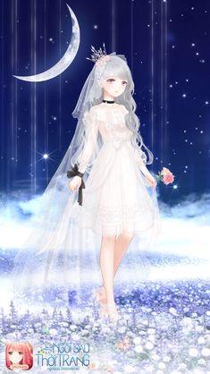 Anime Angel Girl, Princess Drawings, Anime Dress, Anime Princess, Female Character Design, Anime Outfits, Female Characters, Art Girl, Chibi