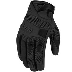 Icon Women's Anthem Gloves - Motorcycle Superstore