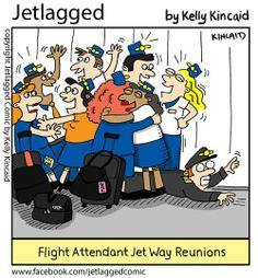 Jetlagged comic by Kelly Kincaid