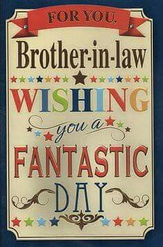 46 best brother in law images on pinterest brother birthday quotes afbeeldingsresultaat voor happy birthday brother in law m4hsunfo