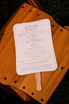 A wedding day schedule that is also a fan, great for our summertime wedding Wedding Day Schedule, Wedding Planning, Wedding Stuff, Dream Wedding, Wedding Inspiration, Wedding Ideas, Reception Areas, Here Comes The Bride, Getting Married