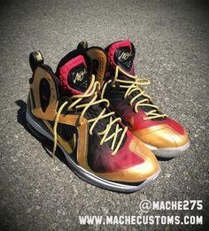 "more photos 76025 8f31a Nike LeBron 9 Elite ""MVP"" Mvp Basketball, Basketball Shoes, Nike Shox,"