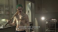 Awesome new images of Jared Leto's Joker in 'Suicide Squad'