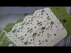 How to Crochet: Textured Wave Stitch Crochet Decrease, Tunisian Crochet, Learn To Crochet, Cute Crochet, Crochet Motif, Crochet Hats, Crochet Poncho, Knitting Videos, Crochet Videos