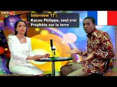 Interview 14 : Israel and the nations - English version / Prophet Kacou Philippe - YouTube