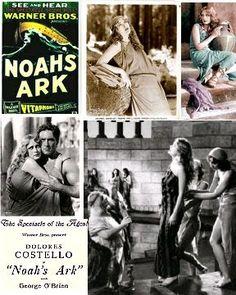 Noah's Ark (1929) Delores Costello, George O'Brien FREE ship USA